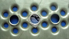 stainless perforated plate