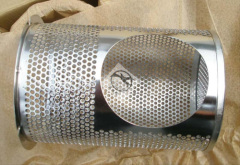 perforated filter net