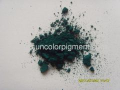Pigment Green 7 for plastics