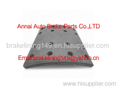 Brake Lining (WVA:19890/19891,BFMC:DF/32(33)/1),heavy duty spare part,asbestos brake lining,low price brake lining