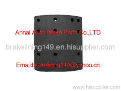 brake lining FMSI4718 ANC CAM,trailer brake parts,high quality brake lining,low price brake lining
