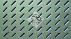 steel perforated plate