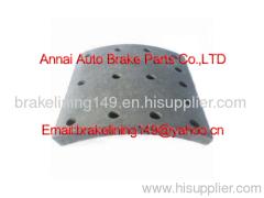 WVA19071 brake lining/BFMC:VL/88/2 brake lining