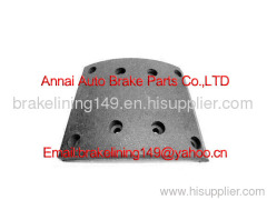 Mercedes Benz truck and bus brake lining