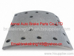 brake lining MC-832472,heavy vehicle brake parts,high quality brake lining,low price brake lining