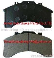 Brake pad WVA:29032