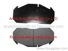 Brake pad WVA:29030&29083&29113,RENAULT, SERIES AE MAGNUN, SERIES G,