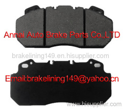 Brake pad WVA:29090,BRAKE LUCAS&RENAULT V.I.&DENINIS&VOLVO