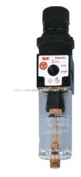 pneumatic air filter pressure regulators