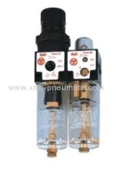 X Series Filter Regulator Lubricator