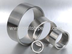 Metal processing aluminum parts