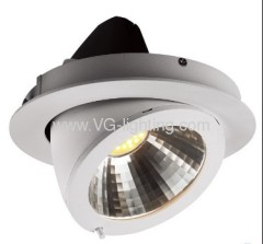 20W/25W Swivel Reflector COB high Lumen LED down light