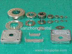 sheet metal components Metal Stamping manufacturer factory China