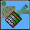 digital scale membrane keypad
