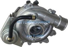 Car Turbocharger 17201-27030 AUTO PART
