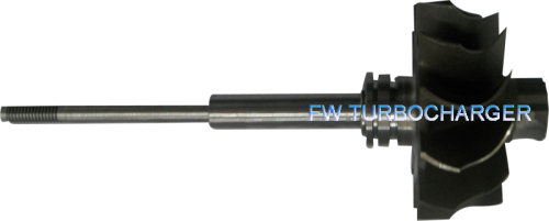 Chinese auto part TURBO WHEEL SHAFT