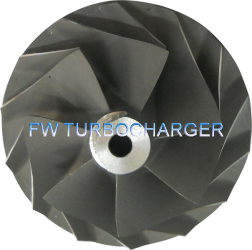 Chinese auto parts TURBO WHEEL