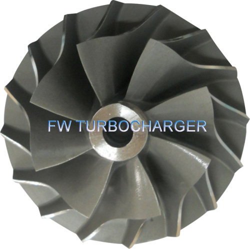 Chinese auto parts Car turbocharger wheel