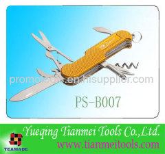 Multi-Function Pocket Knife Toolkit