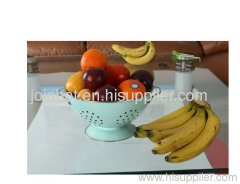 0.5 steel fruit basket, conlander,strainer,vegetable basket
