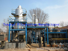 waste lubricant oil recycle machine