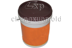 Bucket & Lid Mould | Litre plastic paint bucket mould | gallon Painting Barrel Mould | plastic drum mould