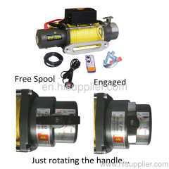 recovery winch 12000lb
