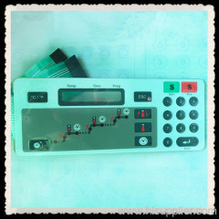 emboss button membrane switch