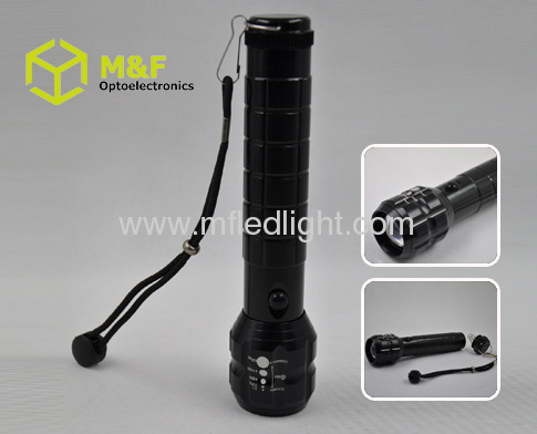 cree led flashlight