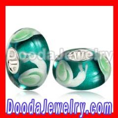 lampwork glass beads european charm Wholesale
