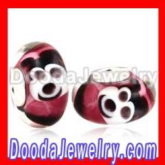 wholesale lampwork glass beads charms,european glass beads,murano glass charm