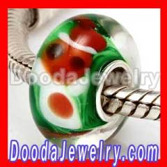 Fashion european Lampwork glass beads wholesale