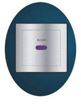 Electronic Brass Automatic Toilet Flusher