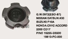 Fuel Cap 15255-D5500 15610-PC-000