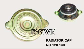 car radiator cap for NO.120 140