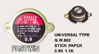 Radiator Cap for Universial