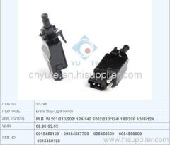 0015450109 Mercedes Benz Brake light switch