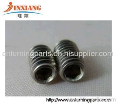 nonstandard precise headless screws