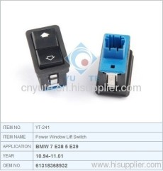 Car switches-window lift switch 61318368932