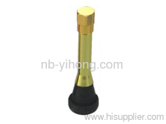 TR602CH, snap-in tubeless valve Tire valve TR602CH