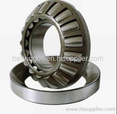 Roller thrust bearing