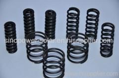 Suspension compression spring