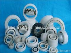 HDPE & PP & UPE Plastic bearing