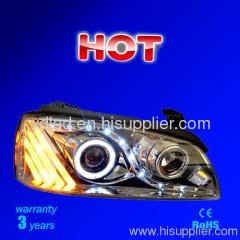 Adaptive Front lighting System LED Xenon AFS car headlamp