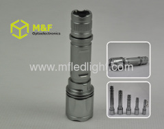 led flashlight cree 3w