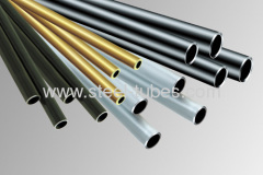 Cold Rolled and Galvanized Steel Tube