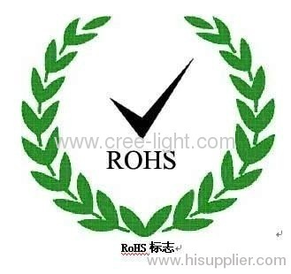 Full range of products with CE, RoHS certificates