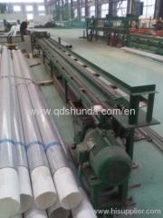 SJ-65 PE Lined Galvanized Steel Pipe extruder