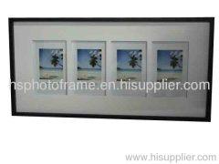 Wooden photo frame,MDF.BLACK