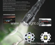 Function of Different Flashlight